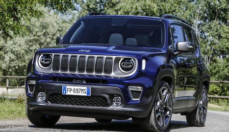 És el primer Jeep a adoptar els innovadors motors turbo de gasolina de 120, 150 i 180 CV, que garanteixen més eficiència.