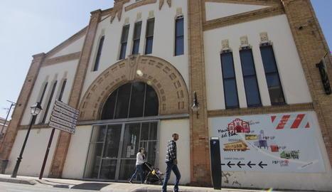 El Mercat del Pla està tancat des del març de l'any passat.