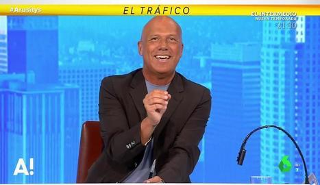 L'ara Alfonso Arús a La Sexta.