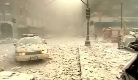 VÍDEO. Difonen imatges inèdites de l'atac al World Trade Center l'11 S