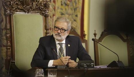 Estenem la mà al nou alcalde per defensar el benestar de la gent de Lleida