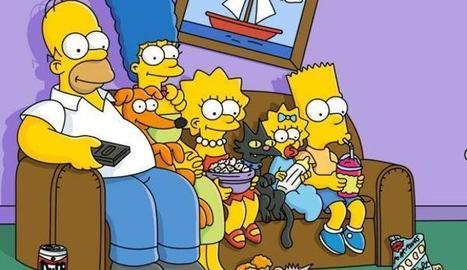 'Los Simpson' es muden a Neox