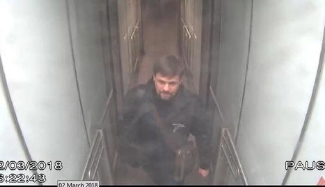Un dels espies russos imputats, Ruslan Boixirov.