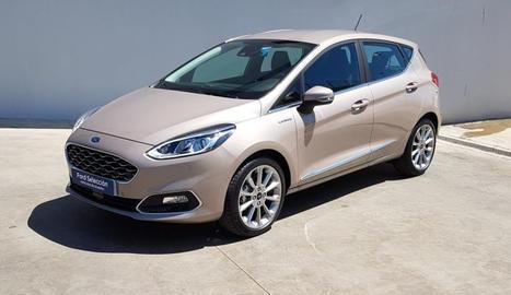 Ford Fiesta Nuevo Vignale