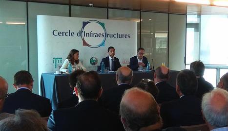 Calvet va anunciar que reprendrà la proposta de la vinyeta durant una conferència a Barcelona.