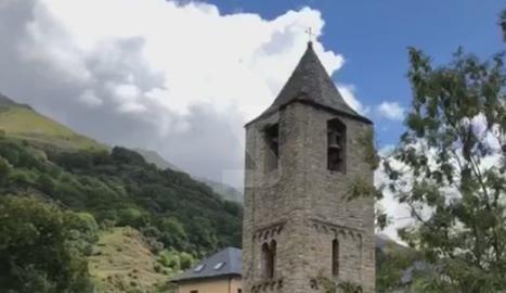 Les campanes de la Vall de Boí repiquen contra la despoblació rural
