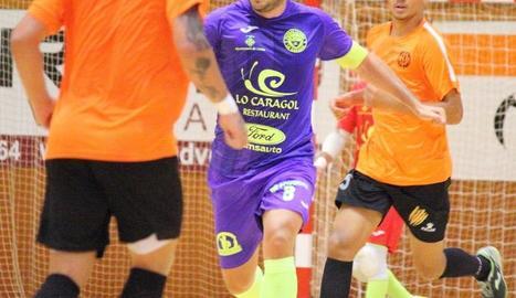 Lo Caragol va jugar ahir l'últim amistós de pretemporada.