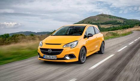 El motor 1.4 Turbo, de 150 CV amb canvi manual de 6 marxes, distingeixen aquest nou Corsa.