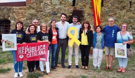 L'ANC i Òmnium Cultural de l'Alt Urgell han rebut aquest any el Premi Estel.