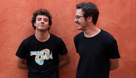 El pop-rock indie del duo empordanès Cala Vento estrenarà el cicle demà al Cafè del Teatre.