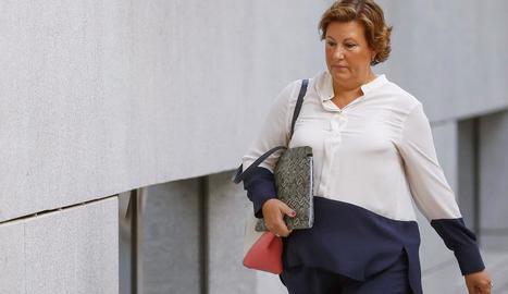 L'exconsellera del govern de Gallardón, Paz González.