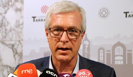 L'alcalde de Tarragona.