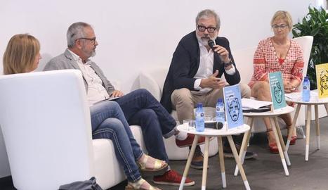L'acte de presentació de la nova programació de LaTemporada de Lleida.