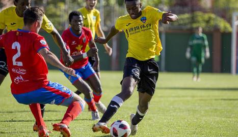 El Lleida continua invicte després d'arrencar un punt a Terol (0-0)