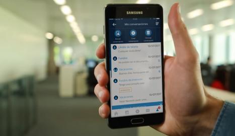 Particulars, pimes i autònoms opten per contractar pel mòbil o el web per la immediatesa i la comoditat per fer gestions.