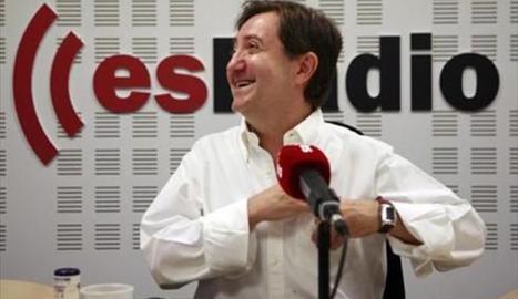 Multa a Jiménez Losantos per incitar a l'odi
