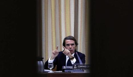 Aznar té guionista