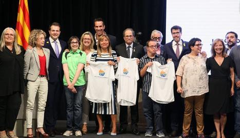 El certamen, que arriba a l'onzena edició, es va presentar ahir a la Generalitat amb la presència del president Quim Torra.
