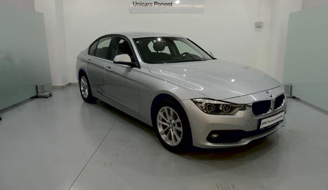 BMW 318d Berlina