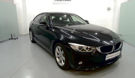 BMW 418d Gran Coupé