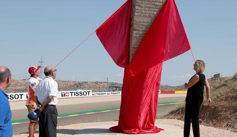Marc Màrquez inaugura el gir que porta el seu nom