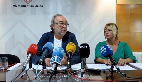 La Paeria demana recursos a la Generalitat per atendre els temporers
