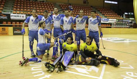 El Lleida Llista és a punt per a una temporada il·lusionant, tant a nivell estatal com internacional.