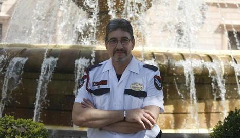 «Els vigilants de seguretat hem de ser agents de l'autoritat»