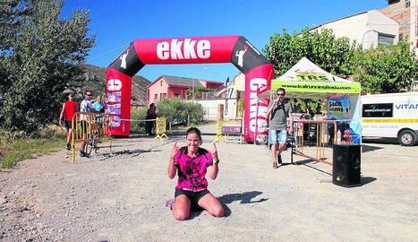 El Rocko Almenar, guanyador de les Trail Running Series Lleida