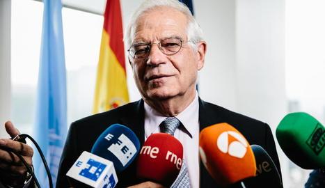 Sánchez declara 342.991 euros i Josep Borrell és el ministre més 'ric'