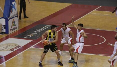 El Pardinyes va sumar ahir la segona victòria de la temporada a l'imposar-se al Sant Josep.