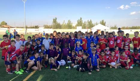 El Barça s'adjudica l'XI Memorial Antoni Bosch de benjamins