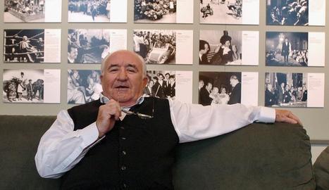 Mor el fotògraf Kike Pérez de Rozas