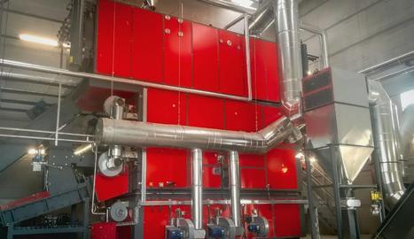 Un dels projectes més emblemàtics es va implantar en una fàbrica de pinso.