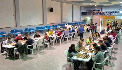 Arranca el Provincial d'escacs