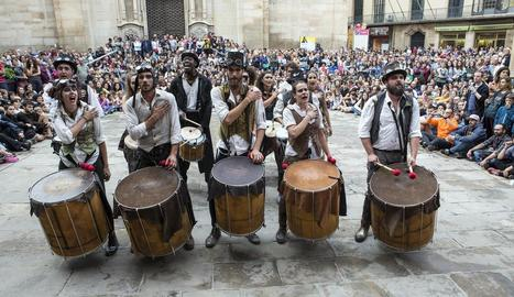 El grup de la Segarra Sound de Secà serà protagonista a Manresa.
