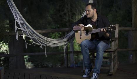 El cantautor madrileny Ismael Serrano.