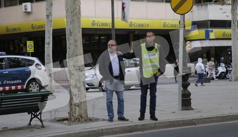 Detinguts Joan Reñé i 25 persones més en una operació contra la