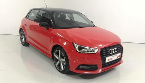 Audi A1 Sporback