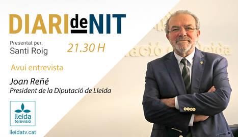 Aquesta nit, Joan Reñé, a Lleida TV