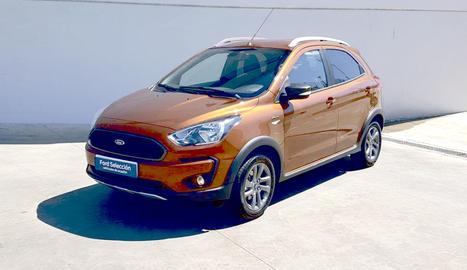 Ford Ka + Active