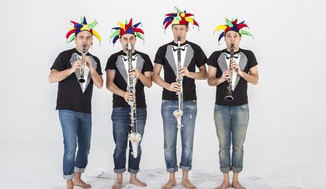 Els carrers de Lleida, plens de música