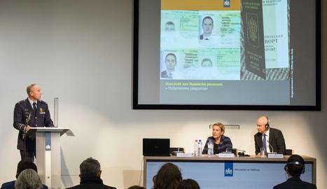 Holanda va presentar detalls sobre el suposat intent d'atac cibernètic rus frustrat a l'OPAQ.
