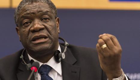 El ginecòleg congolès Denis Mukwege.