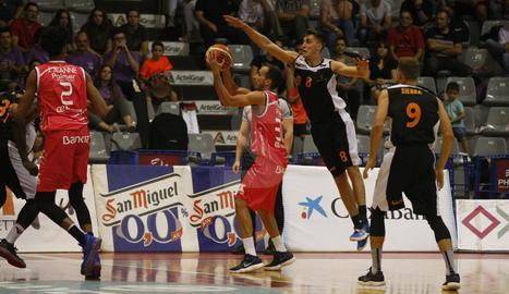 Espectacular debut del Força Lleida