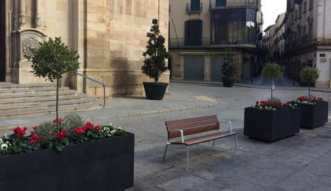 L'Ajuntament de Tàrrega adjudica les obres de reforma de la plaça Major