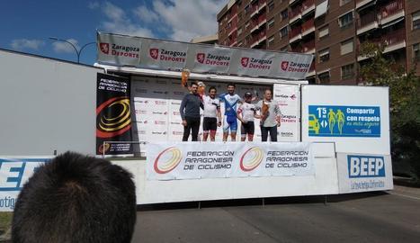 Victòria d'Arnau Solé a Saragossa