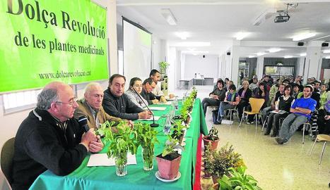 Un dels actes de l'associació lleidatana Dolça Revolució.