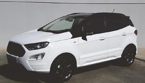 Ford EcoSport Nou ST-Line 1.0