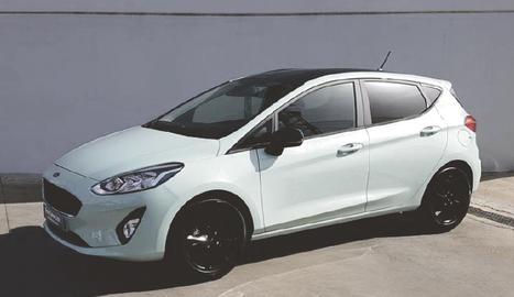 Ford Fiesta 1.1